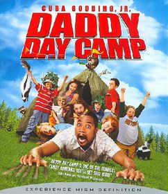 Daddy Day Camp - (Region A Import Blu-ray Disc)