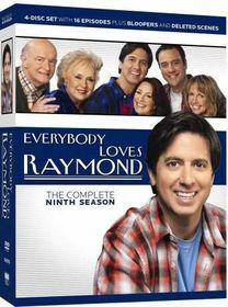 Everybody Loves Raymond - Season 9 - (DVD)