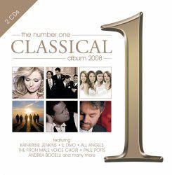 No. 1 Classical Album 2008 - No.1 Classical Album 2008 (CD)