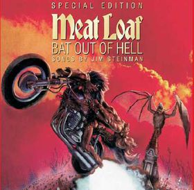Meat Loaf - Bat Out Of Hell - Remastered (CD)