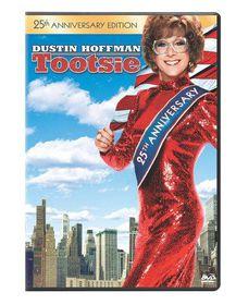 Tootsie 25 Anniversary Edition - (Region 1 Import DVD)