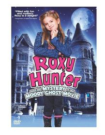 Roxy Hunter and the Mystery of the Moody Ghost - (Region 1 Import DVD)