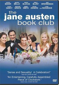Jane Austen Book Club - (Region 1 Import DVD)