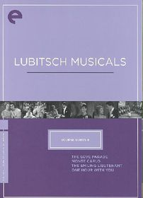 Lubitsch Musicals:Eclipse Series 8 - (Region 1 Import DVD)