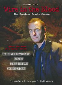 Wire in the Blood - The Complete Fourth Season - (Region 1 Import DVD)