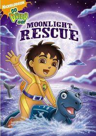 Go Diego Go:Moonlight Rescue - (Region 1 Import DVD)