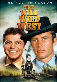 Wild Wild West:Fourth Season - (Region 1 Import DVD)