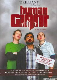 Human Giant:Complete First Season - (Region 1 Import DVD)