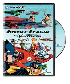 Justice League:New Frontier - (Region 1 Import DVD)