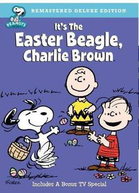 Peanuts: It's the Easter Beagle, Charlie Brown Deluxe Edition - (Region 1 Import DVD)