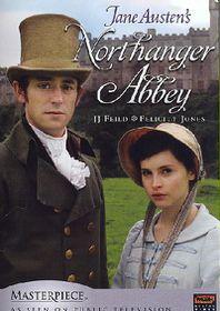 Northanger Abbey - (Region 1 Import DVD)