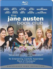 Jane Austen Book Club - (Region A Import Blu-ray Disc)