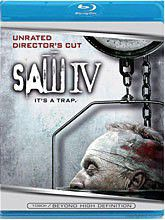 Saw 4 - (Region A Import Blu-ray Disc)