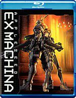 Appleseed Ex Machina - (Region A Import Blu-ray Disc)