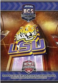 Bcs National Championship - (Region 1 Import DVD)