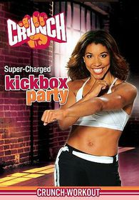Crunch:Super Charged Kickbox Party - (Region 1 Import DVD)