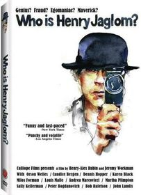 Who is Henry Jaglom - (Region 1 Import DVD)