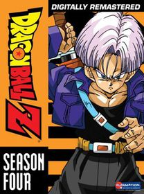 Dragon Ball Z Season Four - (Region 1 Import DVD)