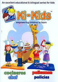 Ki Kids:Astronauts/Medicos - (Region 1 Import DVD)