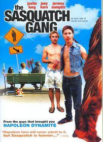 Sasquatch Gang - (Region 1 Import DVD)