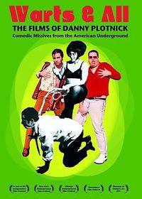 Warts & All:Films of Danny Plotnic - (Region 1 Import DVD)