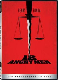 12 Angry Men 50th Anniversary Edition - (Region 1 Import DVD)