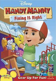 Handy Manny:Fixing It Right - (Region 1 Import DVD)