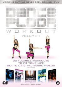 Dancefloor Workout - (Import DVD)