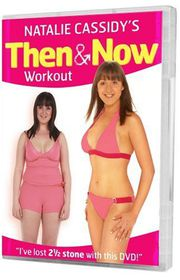 Natalie Cassidy's Then and Now Workout - (Import DVD)