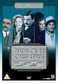 Murder On The Orient Express - (Import DVD)