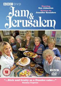 Jam & Jerusalem - Series 1 - (DVD)