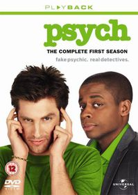 Psych - Season 1 - (Import DVD)