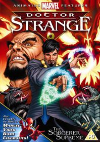 Doctor Strange - The Sorcerer Supreme - (Import DVD)