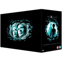 The X Files: Complete Seasons 1-9/The X Files Movie (parallel import)