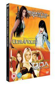 Resident Evil: Apocalypse / Ultraviolet / DOA: Dead or Alive - (Import DVD)