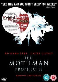 Mothman Prophecies - (Import DVD)