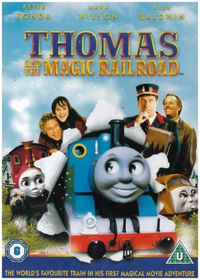Thomas & The Magic Railroad - (Import DVD)
