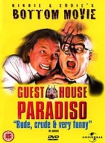 Guest House Paradiso - (Import DVD)