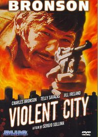 Violent City - (Region 1 Import DVD)