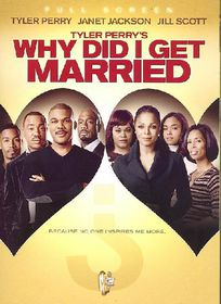 Why Did I Get Married - (Region 1 Import DVD)