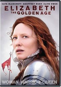 Elizabeth:Golden Age - (Region 1 Import DVD)