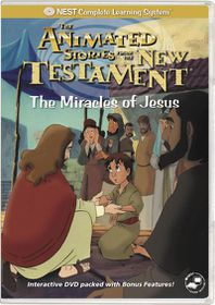 Miracles of Jesus - (Region 1 Import DVD)