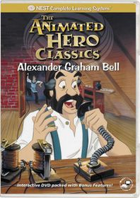 Alexander Graham Bell - (Region 1 Import DVD)