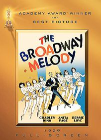 Broadway Melody of 1929 - (Region 1 Import DVD)