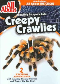 All About Creepy Crawlies/All About The Circus - (Region 1 Import DVD)