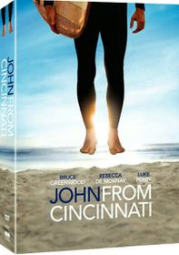 John From Cincinnati: The Complete First Season - (Region 1 Import DVD)