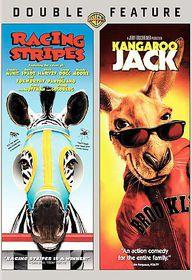 Racing Stripes/Kangaroo Jack - (Region 1 Import DVD)