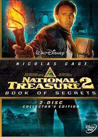 National Treasure 2: Book of Secrets (DVD)