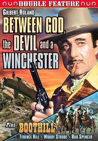 Euro Western Double Feature: Between God, The Devil & A Winchester/Boot Hill - (Region 1 Import DVD)