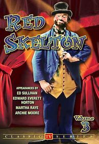 Red Skelton Vol 3 - (Region 1 Import DVD)